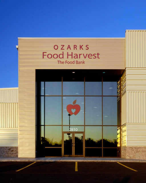 Ozark Food Harvest Creative Design Consultants